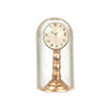 AZB0177 - Mantle Clock, Brass