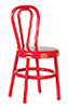 AZB0194 - 1/2In Chair, Red