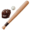 AZB0369 - Baseball Set, 3