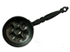 AZB0389 - Egg Poacher, Black