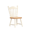 AZD0807 - Chair, White/Oak/Cb