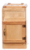 AZD2686 - 2-Door Ice Box, Oak/Cb