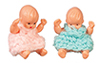 AZD3192 - Baby Doll, Assorted