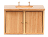 AZD3777NB - Kitchen Sink, Oak