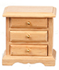 AZD5303N - Night Stand, Oak