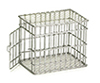 AZEIWF307 - Small Dog Cage, Galvanized/Cb