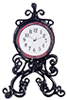 AZEIWF543 - Mantle Clock/Black