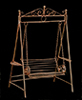 AZEIWF593 - Bench Swing/Rust
