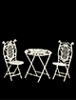 AZEIWF596 - Round Patio Table Set/3