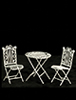 AZEIWF597 - Small Patio Table Set/3/W