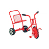 AZEIWF602 - Red Pedal Car