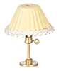 AZG7061 - Table Lamp/Cream/Ne