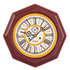AZG7081 - Octagon Wall Clock/Paris