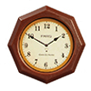 AZG7082 - Octagon Wall Clock