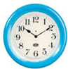 AZG7186 - .Small Blue Clock