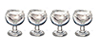 AZG7272 - 1/2 Inch Wine Glasses, Set of 4