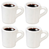AZG7351 - Coffee Mugs/Small/Set/4