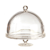 AZG7398 - Covered Cake Dish, Round