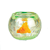Beautiful Glass Fishbowl