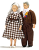 AZG7604 - Grandparents, Set/2