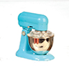 AZG7769 - Mini Mixer with Parts, Blue