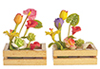 AZG7865 - Hand Made Flower Boxes/2