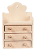 AZG8079 - Small Wooden Chest