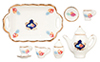 AZG8092 - Bath Accessories/Set/9
