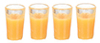 AZG8179 - Glasses Of Orange Juice/4