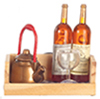 AZG8234 - Wine Bottles Plus/Set/5