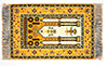 AZL3014Y - Mohamen Rug/Yellowith 9 X 15