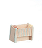 AZMA9203 - Mini Baby Crib