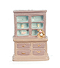 AZMA9216 - Mini Hutch W/Teddy Bear