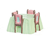 AZMA9220 - Mini Table & Chair Set