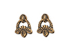 AZS1491A - Leaf Drawer Pulls/2/A.Brs