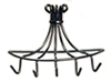 AZS8364 - Pot Hanger, Black