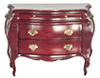 AZT3329 - Bombe Chest, Mahogany