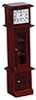 AZT3798 - Grandfather Clock, Mahogany