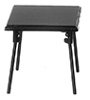 AZT4248 - Folding Table, Black