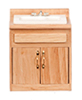 AZT4262 - Kitchen Sink, Oak