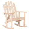 AZT4617 - Adirondack Rocker, Unfinished
