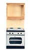 AZT4737 - Oven Without Microwave, Oak