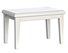 AZT5013 - Kitchen Table, White