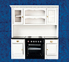 AZT5298 - Kitchen Stove/Count/Cupboard