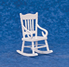 AZT5301 - Rocking Chair, White/Cb