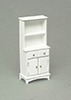 AZT5314 - Display Cabinet, White