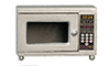 AZT5453A - Microwave, Silver