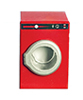 AZT5458 - Washing Machine, Red, Cb