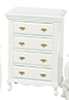 AZT5672 - Chest, White