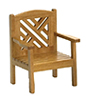 AZT5941 - Garden Chair, Maple